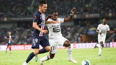 Paris Saint-Germain kassierte bereits seine zweite Saisonniederlage
