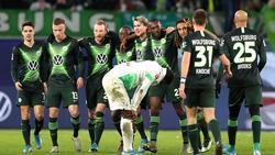 Der VfL Wolfsburg besiegte Borussia Mönchengladbach
