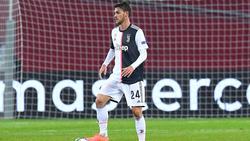 Bald bei Eintracht Frankfurt? Daniele Rugani von Juventus Turin