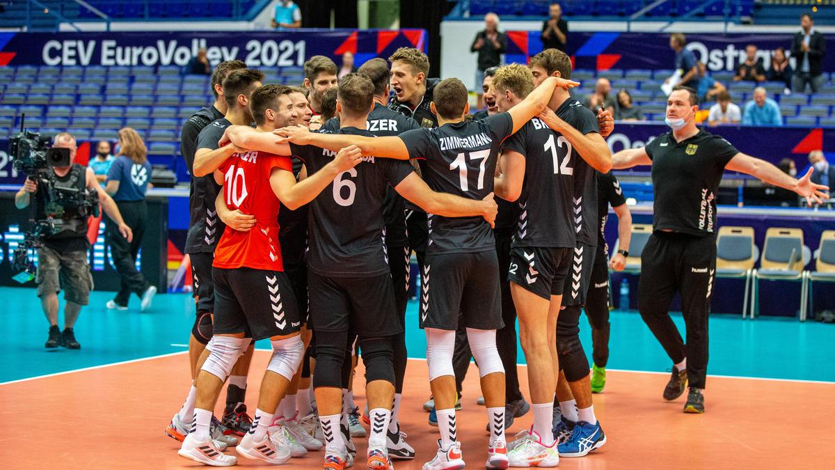 Die deutschen Volleyballer sind gegen Italien gefordert
