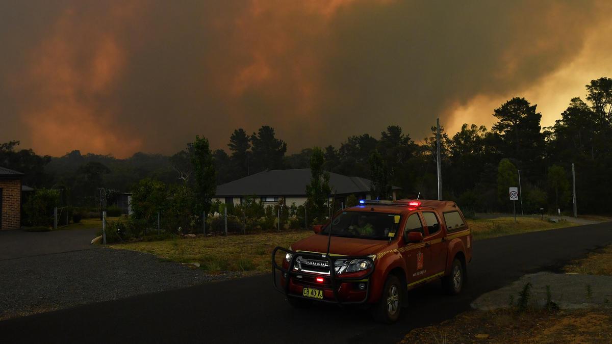 Die Buschbrände beeinflussen auch die Australian Open