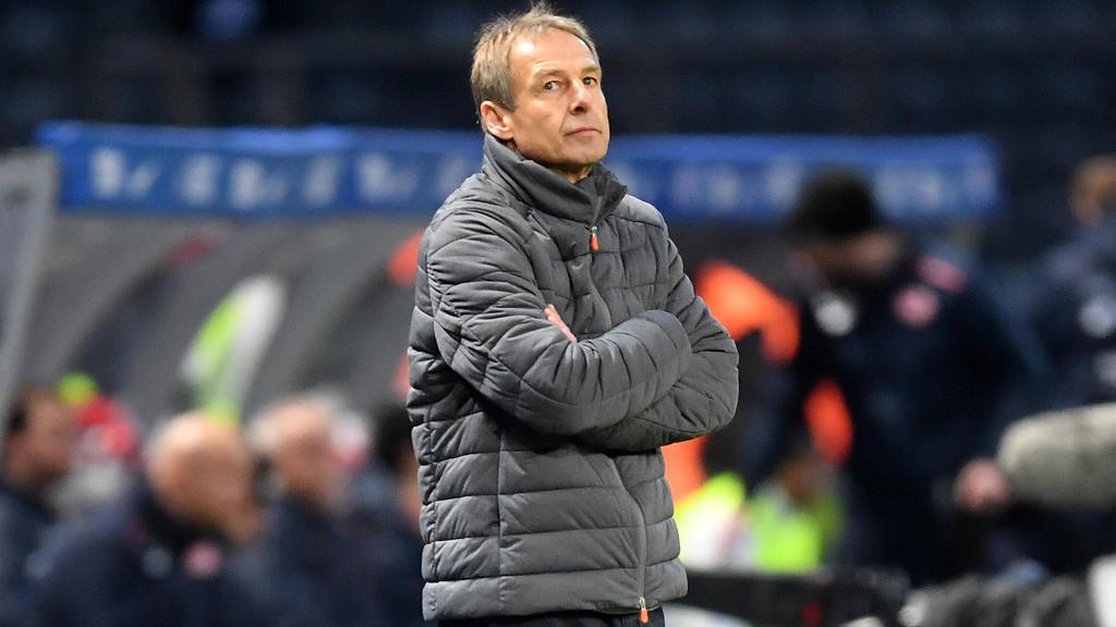 Jürgen Klinsmann warf bei Hertha BSC überraschend hin