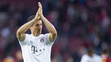 Wechselte 2014 vom BVB zum FC Bayern: Robert Lewandowski