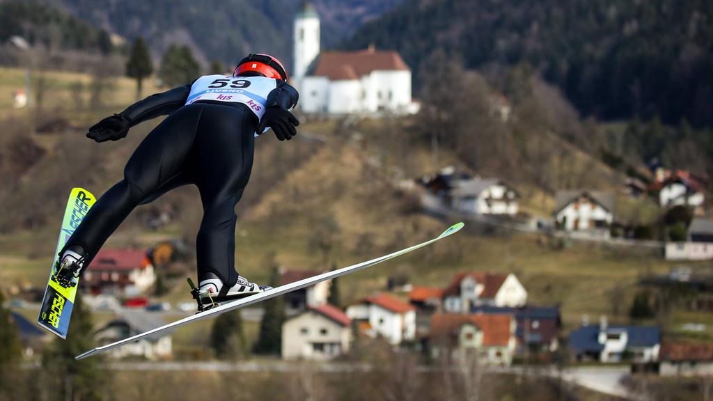 Die deutschen Skispringerinnen verpassten im Team-Wettkampf das Podest