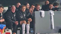 Die DFB-Legenden werden zur Kasse gebeten