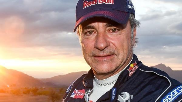 Seit einigen Jahren zählt Sainz zu den Topfahrern bei der Rallye Dakar