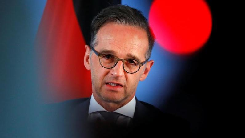 Heiko Maas hat Verständnis für die Protestaktionen mehrerer Bundesliga-Spieler geäußert