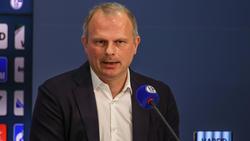 Schalke-Sportvorstand Jochen Schneider hat klare Worte gefunden