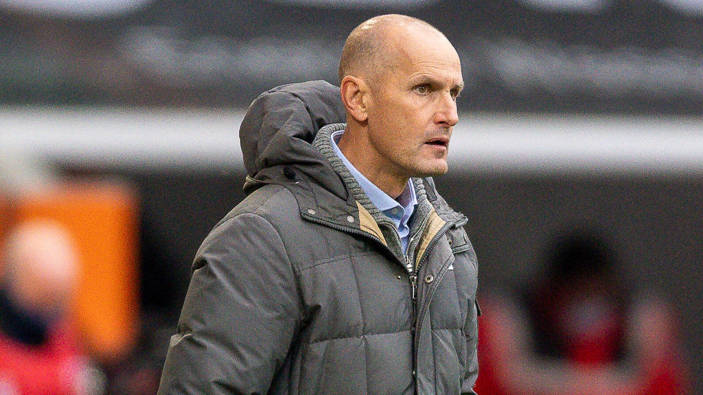 Spielt mit Augsburg bei seinem Ex-Klub: Heiko Herrlich