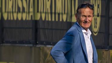 BVB-Boss Watzke sorgt sich um seinen Klub