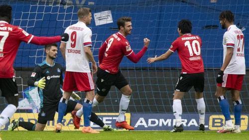 Nächster Rückschlag für den Hamburger SV