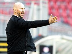 Christian Ilzer führte Sturm Graz zum zweiten Mal zu einem Sieg über Salzburg