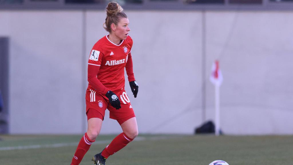Linda Dallmann traf doppelt für Bayerns Frauen