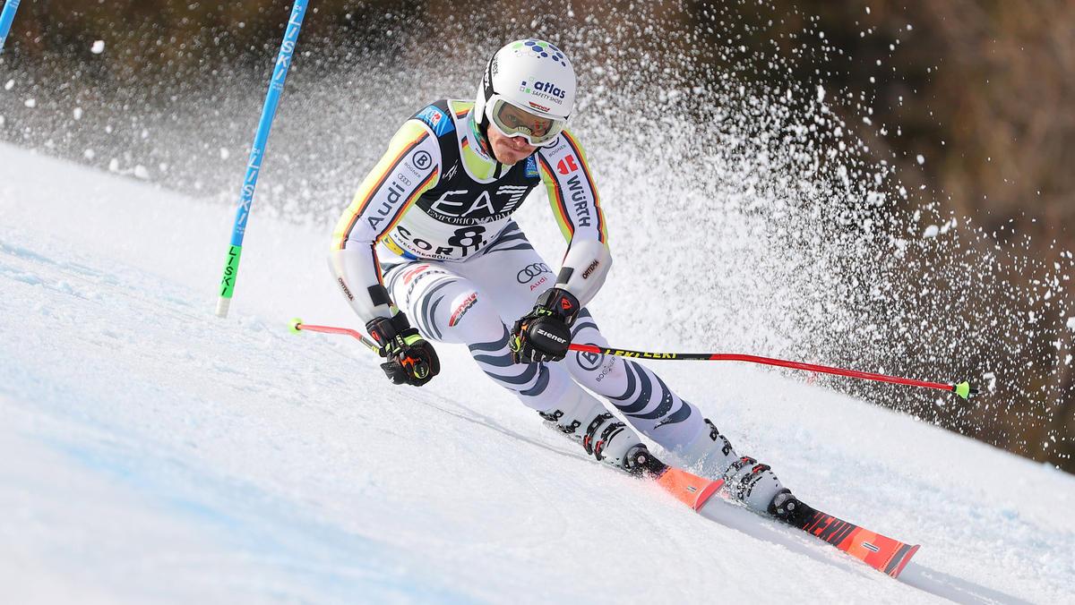 Ungünstige Ausgangsposition für den abschließenden Slalom der Ski-WM