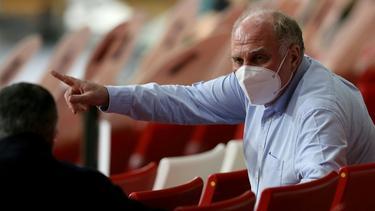 Uli Hoeneß schimpft über die Zustände beim DFB