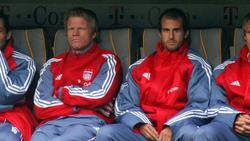 Kahn und Scholl spielten jahrelang gemeinsam beim FC Bayern