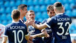 Dem VfL Bochum kann in Nürnberg den Aufstieg perfekt machen