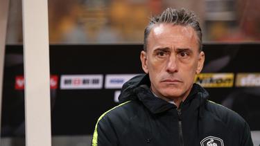 Paulo Bento ist Cheftrainer der südkoreanischen Nationalmannschaft
