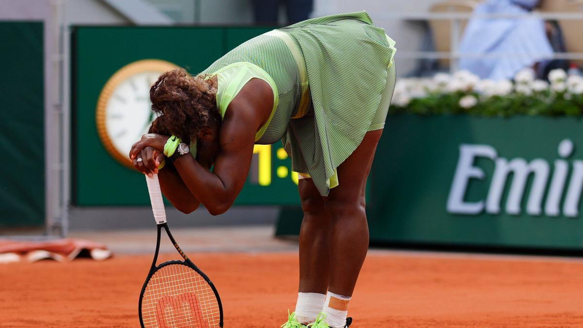 Serena Williams verpasst das Viertelfinale der French Open
