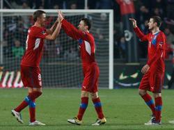 EM-Playoffs: Tschechien auf dem Weg zur EM 2012