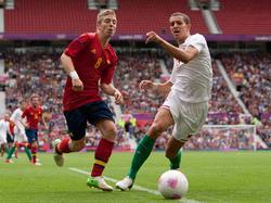 Spaniens Olympiateam fabriziert nur ein 0:0 gegen Marokko
