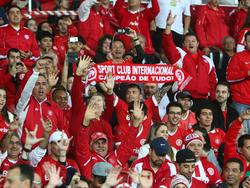 La afición de Internacional vibró con la nueva victoria de su equipo. (Foto: Getty)