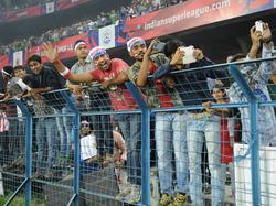 Fußballbegeisterung auf indisch