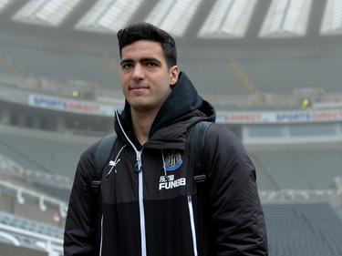 Der Vertrag von Mikel Merino bei Newcastle United läuft noch bis 2022