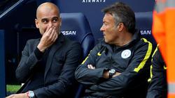 Star-Trainer Pep Guardiola von Manchester City hat eine besondere Arbeitsweise