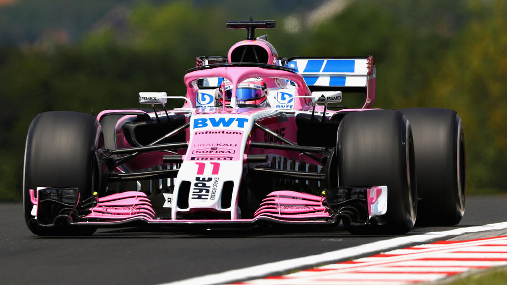 Force India meldet Insolvenz an
