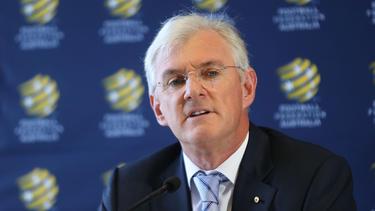 Fühlt sich durch die FIFA in seinen Kompetenzen eingeschränkt: Steven Lowy