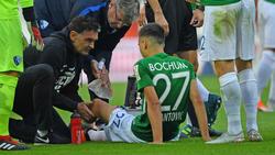 Der VfL Bochum muss lange auf Milos Pantovic verzichten