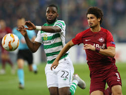 Ramalho im Zweikampf mit Edouard