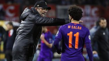 Dass Mo Salah in Liverpool gelandet ist, war auch dem Zufall geschuldet