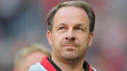 Alexander Zorniger trainierte in Deutschland RB Leipzig und den VfB Stuttgart