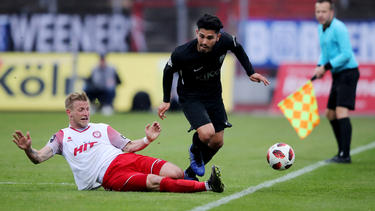 Fortuna Köln verspielte gegen Meppen eine Halbzeitführung