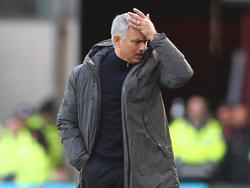 Von Ausfällen genervt: Jose Mourinho