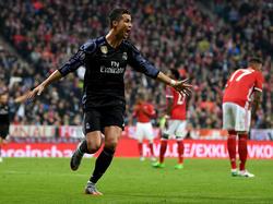Europapokal: Ronaldo erzielt als erster 100 Tore