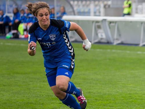 Jena-Spielerin Shannon Woeller ist für die Nationalmannschaft Kanadas nominiert worden
