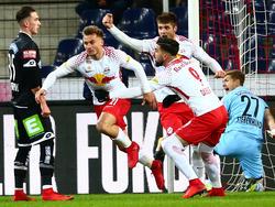 RB Salzburg - SK Sturm