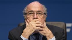 Blatter verlangt von der FIFA die Herausgabe seiner Uhren