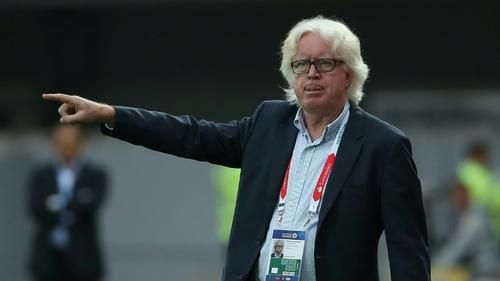 Winfried Schäfer wird neuer Trainer von Baniyas SC