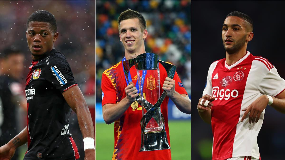 Leon Bailey, Dani Olmo und Hakim Ziyech werden beim FC Bayern gehandelt
