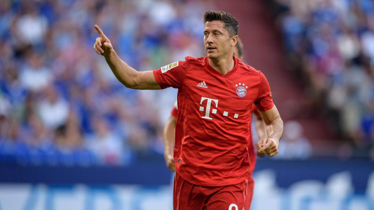 Robert Lewandowski verlängert beim FC Bayern