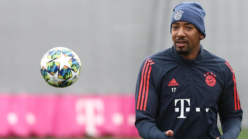Jérôme Boateng dürfte beim FC Bayern eine Alternative für das Duell mit Tottenham sein