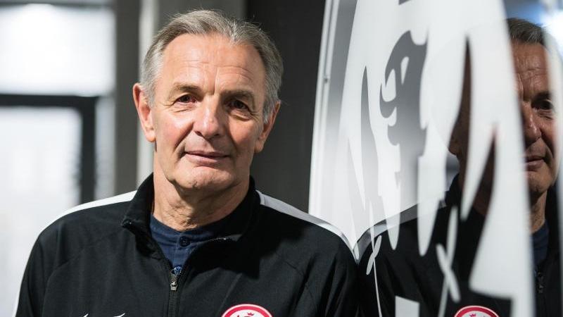 Charly Körbel spielte von 1972 bis 1991 ausschließlich für Eintracht Frankfurt