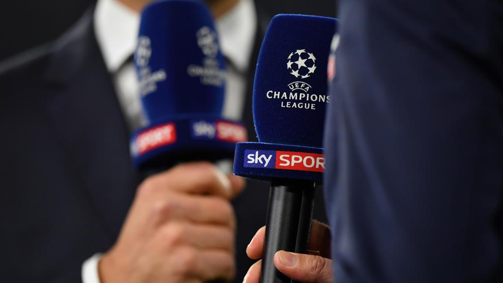 Champions League zukünftig nicht mehr bei Sky