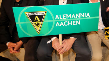 Ein Fan von Alemannia Aachen wurde Opfer von Schlägern