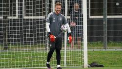 Florian Müller vom VfB Stuttgart freut sich auf Olympia