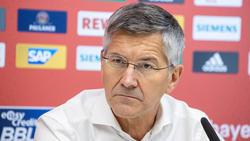 Herbert Hainer ist gegen eine Änderung des WM-Rhythmus